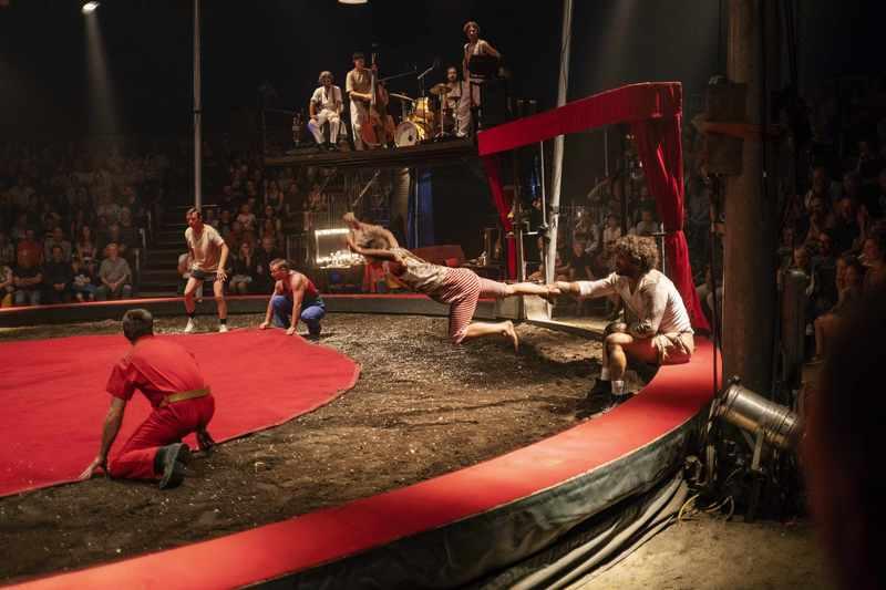 vignette image Saison de cirque